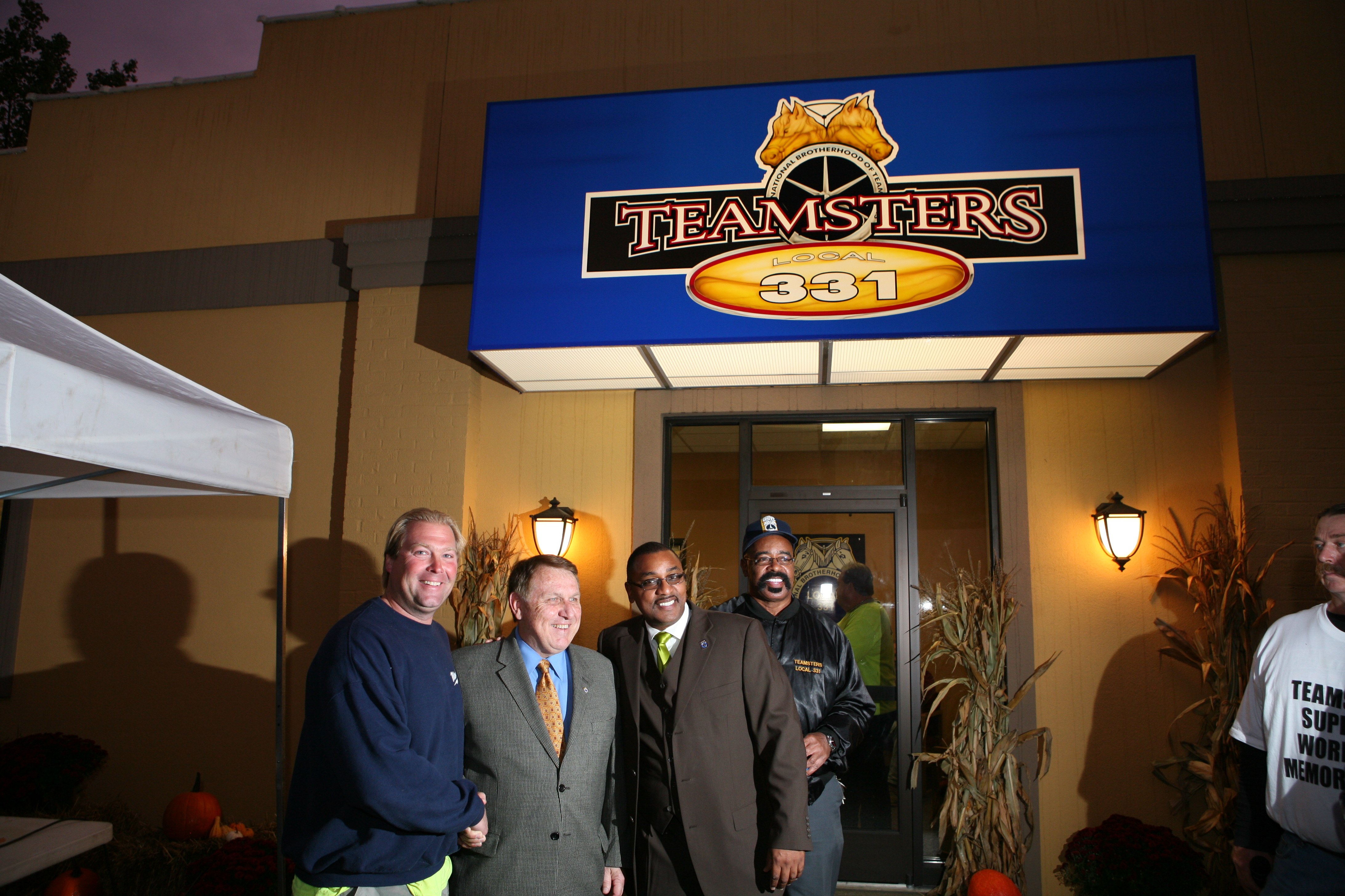 OUR HISTORY – Teamsters Local 331
